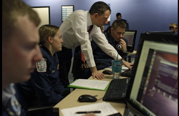 US Military Acadamies using Ubuntu for Training officers in cyberwarfare