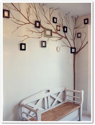 Decora reciclando ideas para decorar las paredes - Ideas para decorar las paredes ...