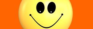 foto di smile giallo