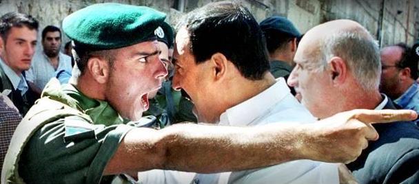 زيادة حدة النزاعات بين الفلسطينيين والجيش الإسرائيلى