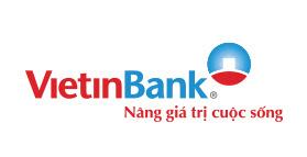 Logo ngân hàng vietinbank vector