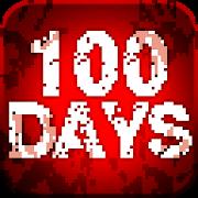 100 DAYS Zombie Survival Mod