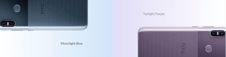 HTC U12 Life A 'Notchless' Mid-Range Smartphone