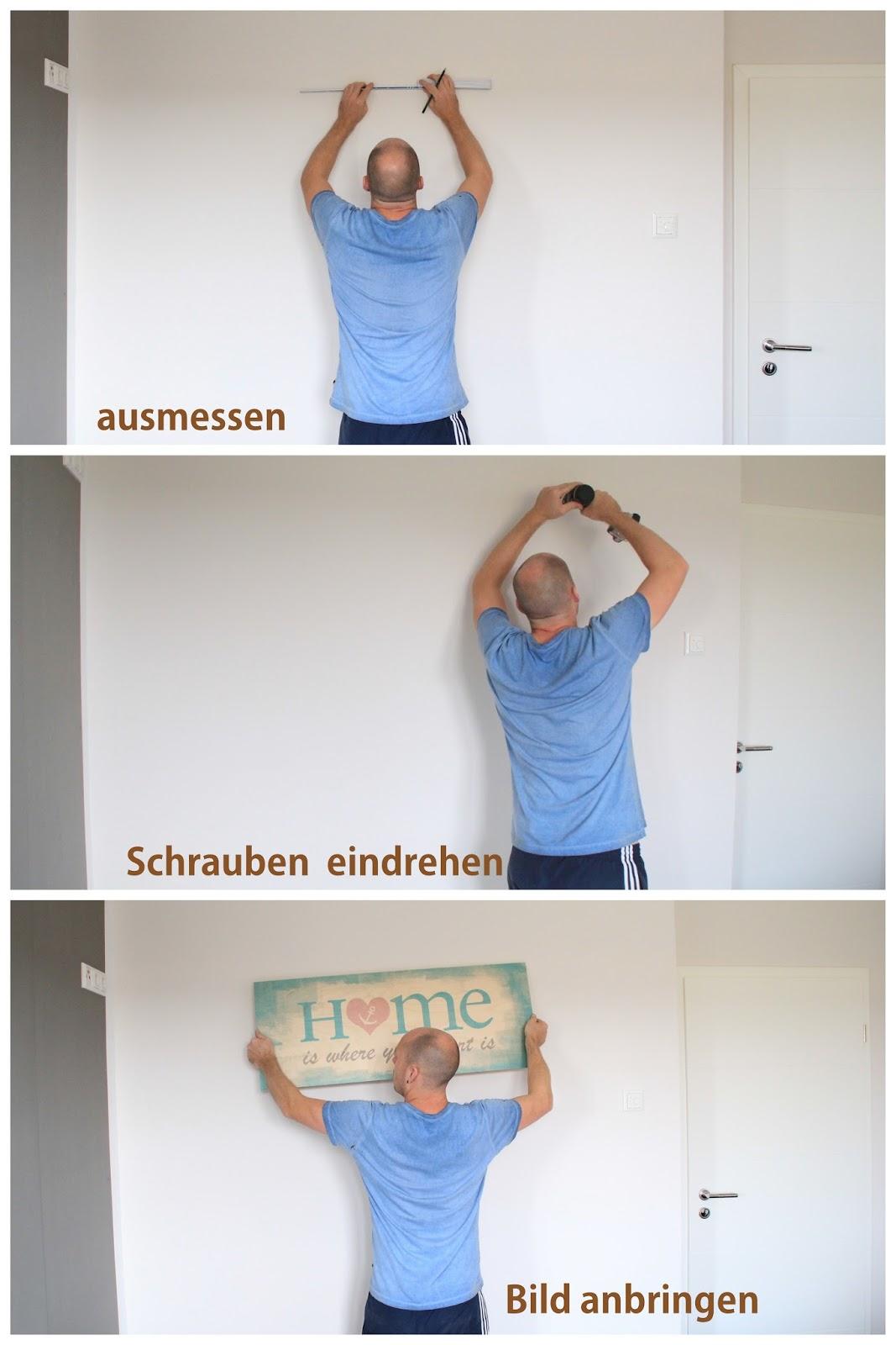 JuCheer testet: Bilderwelten - Ein Holzbild für mein Schlafzimmer