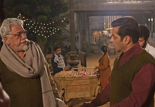 Om Puri in TUbelight