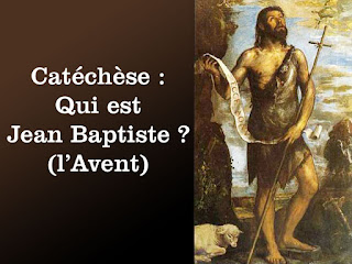 QUI EST JEAN BAPTISTE