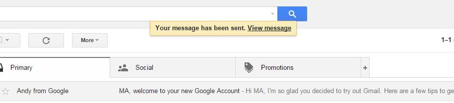 tutorial cara mengirim email