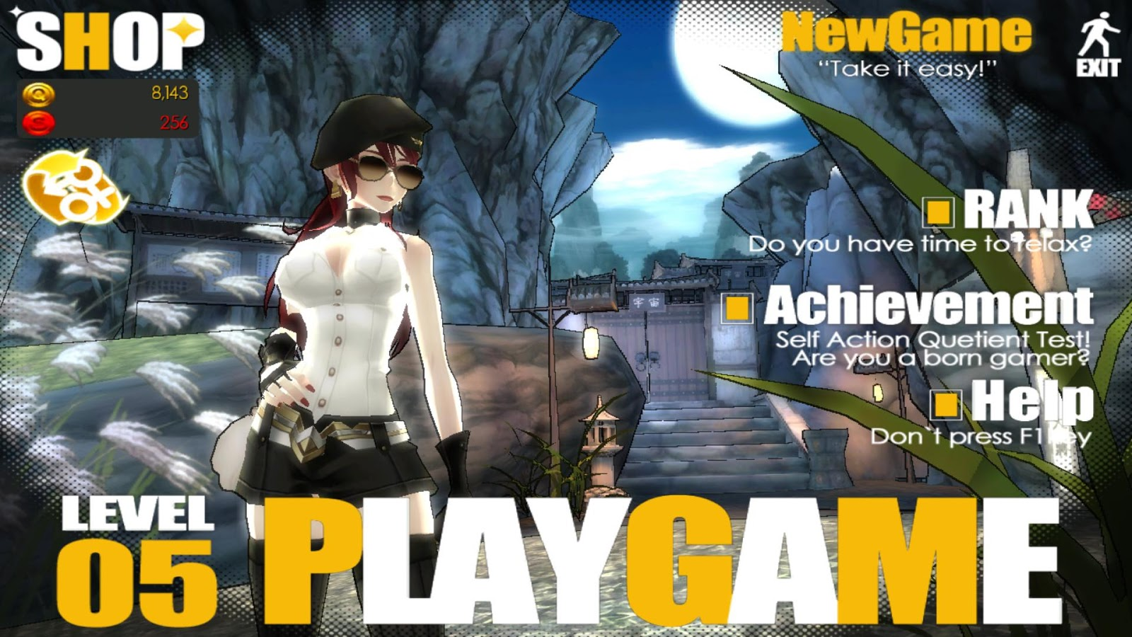 Game Anime Di Android