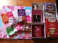 Thé Box infusion