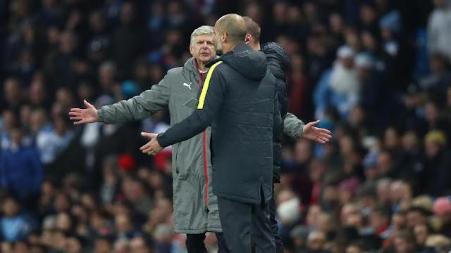 Wenger Sebut Gol-Gol City Offside