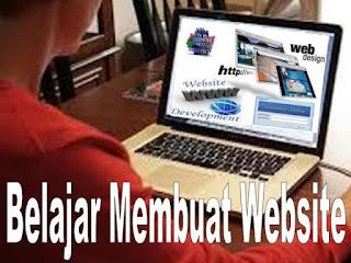 Belajar membuat website bukan lagi hal yang sulit dilakukan sekarang ini karena didukung oleh teknologi yang semakin canggih.