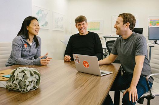 Brian Pinkerton is joining the Chan Zuckerberg Initiative as Chief Technology Officer