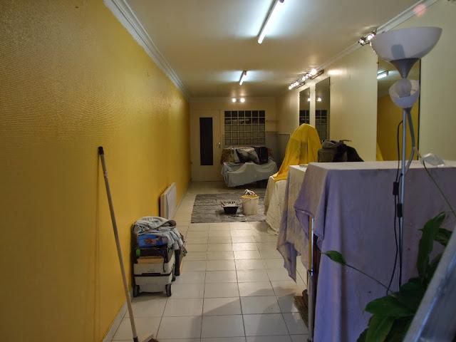 travaux de peinture, décoration, couleur, ambiance, rénovation