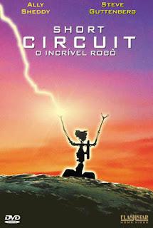 Short Circuit: O Incrível Robô - BDRip Dual Áudio