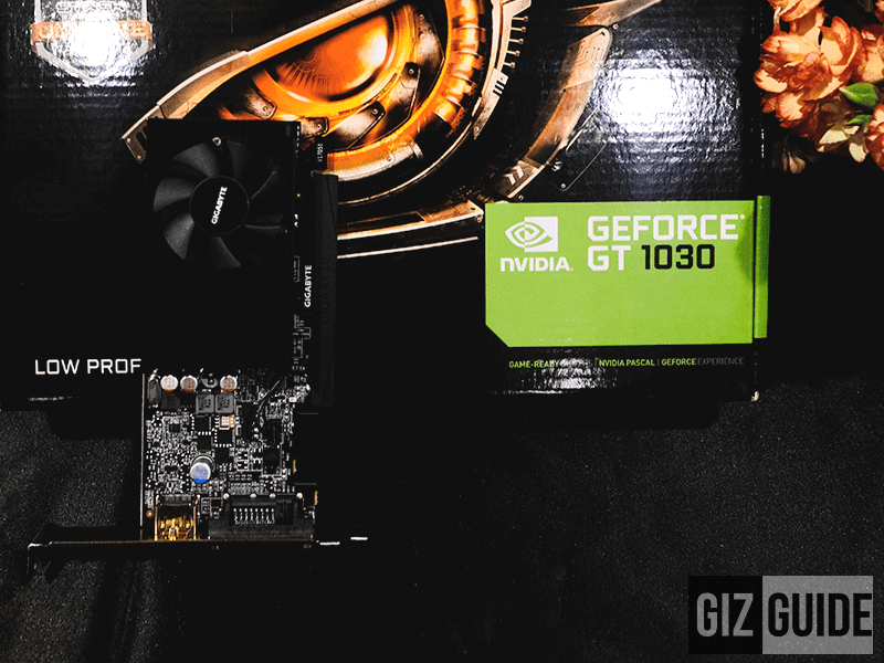 NVIDIA Announces GT 1030 For The Southeast Asian Market