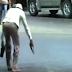 Λιώνουν οι δρόμοι από την απίστευτη ζέστη στην Ινδία!