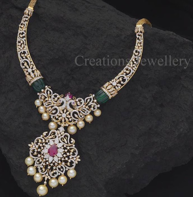 Classic Diamond Set by Creations Jewelry