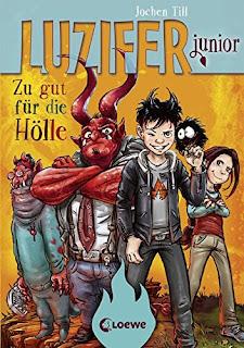 Luzifer Junior 1: Zu gut für die Hölle – Jochen Till