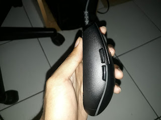 Review Logitech G102 Prodigy Gaming Mouse - NggoneRonan