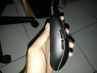 Review Logitech G102 Prodigy Gaming Mouse - NggoneRonan
