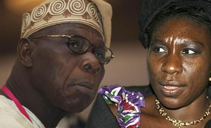 Iyabo Said I Was Going To Die In Office, Obasanjo Reveals