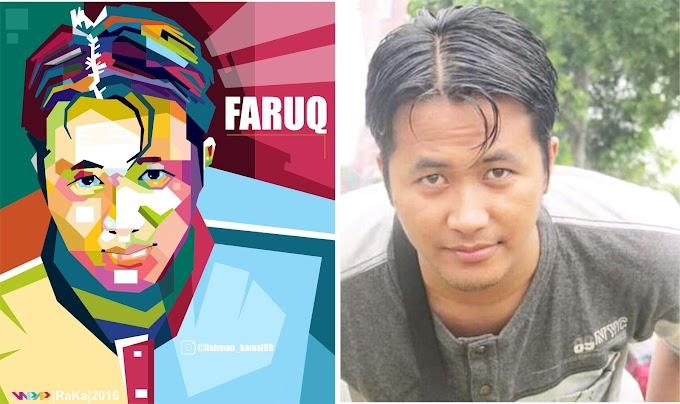 Umarul Faruq in WPAP