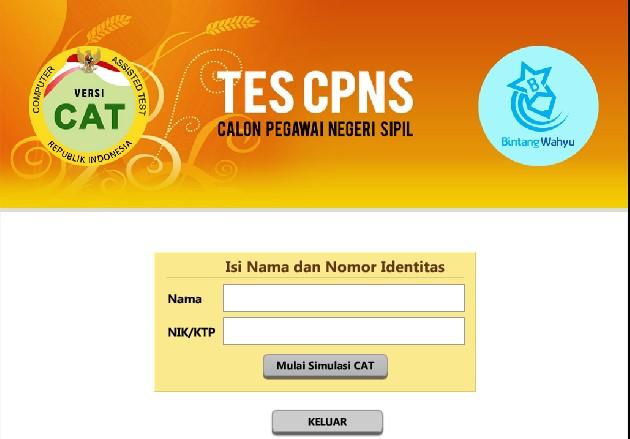 Soal Latihan Tes CPNS Tahun 2018 Lengkap Dengan Pembahasan
