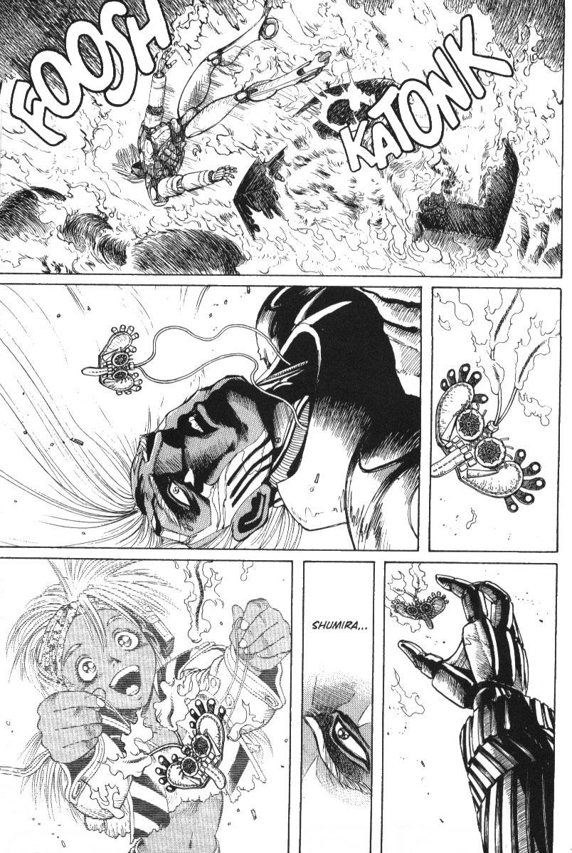 Battle Angel Alita chapter 22 trang 42
