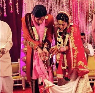 Karan Patel-Ankita Bhargava's Grand wedding ceremony on 03,May,2015