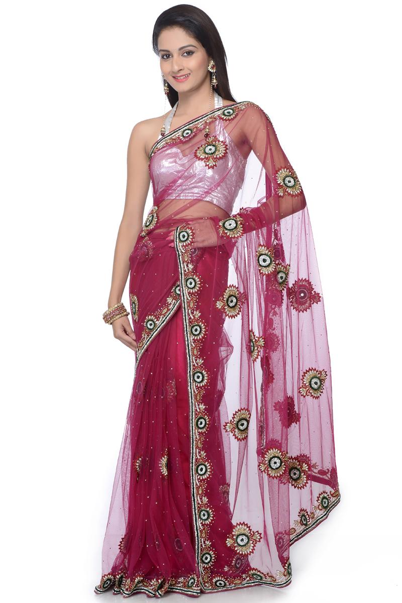 Latest Design Of Assam Type House: New Designer Wedding Sarees