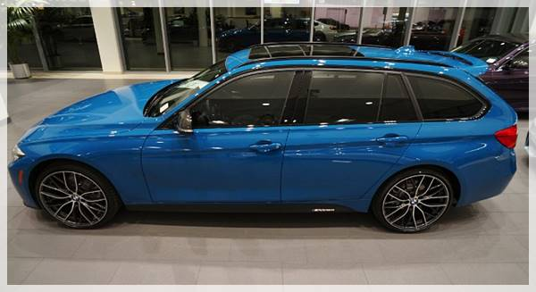 2018 BMW 330i xDrive Sports Wagon Specifications
