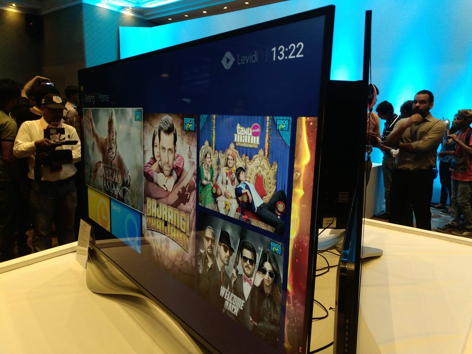 LeEco Disrupts The Indian television Market with Their Super TV's