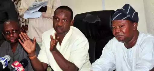 ASUU reveals why they boycotted meeting with FG