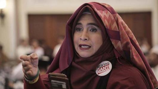 Bawaslu Tak Izinkan Neno Warisman Berkampanye untuk Prabowo-Sandi, Ini Alasannya
