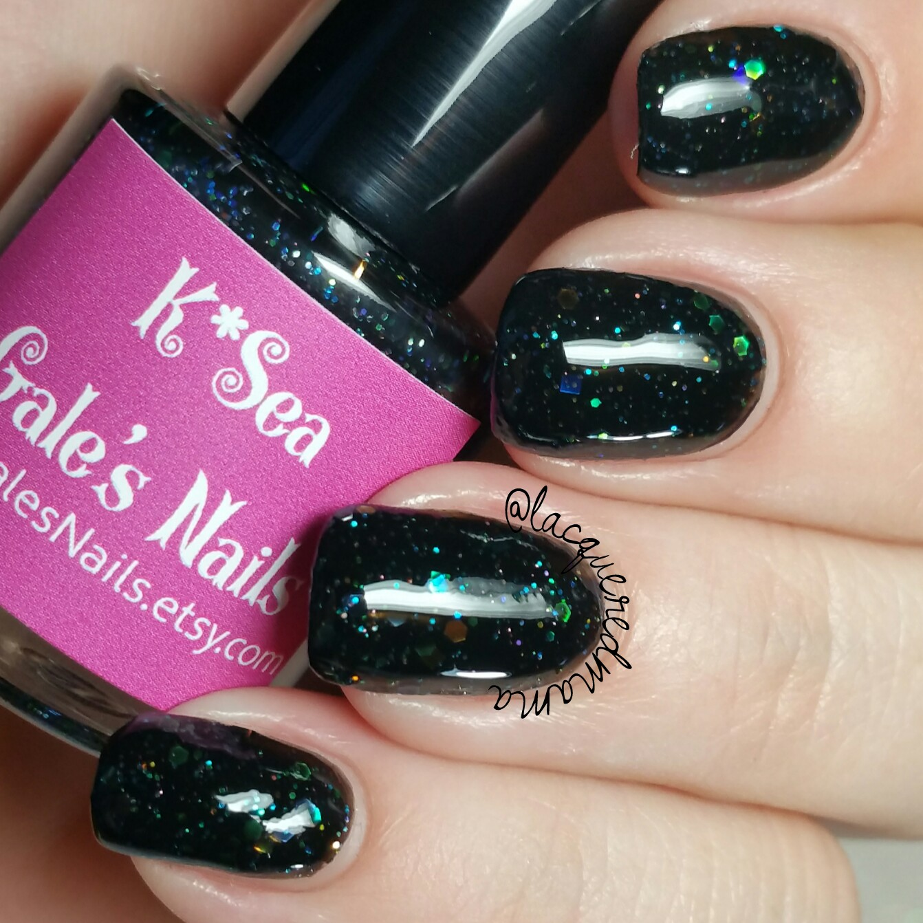 LacqueredMama: K*Sea Gale\'s Nails - Brand Relaunch + New Polish ...