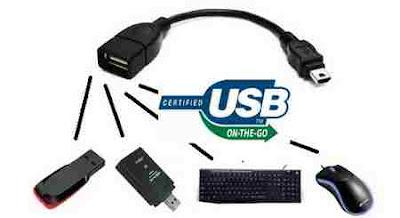 cara mengecek HP android support USB otg atau tidak