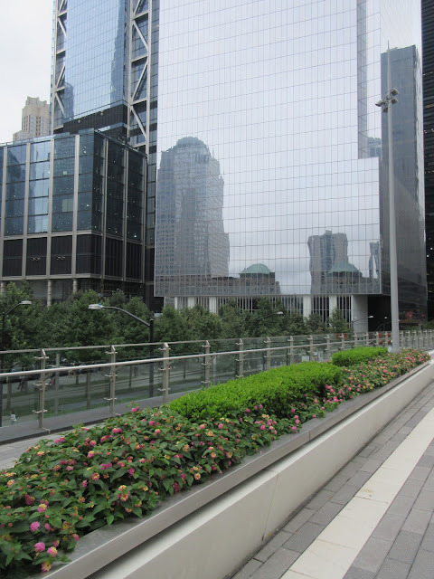 Liberty Park, Parque de la Libertad, World Trade Center, New York, Elisa N, Blog de Viajes, Lifestyle, Travel