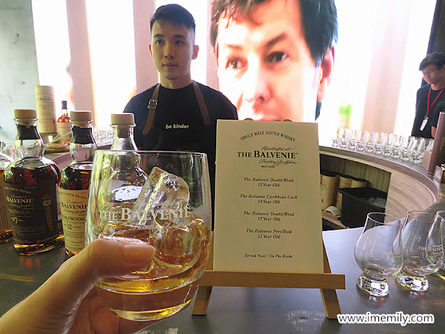 The Balvenie Scotch whisky
