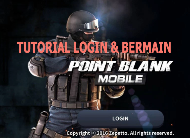 Tutorial Lengkap Bermain dan Login PB Mobile di Android dan iPhone