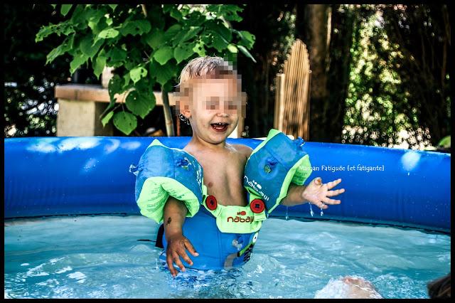 première baignade de l'année