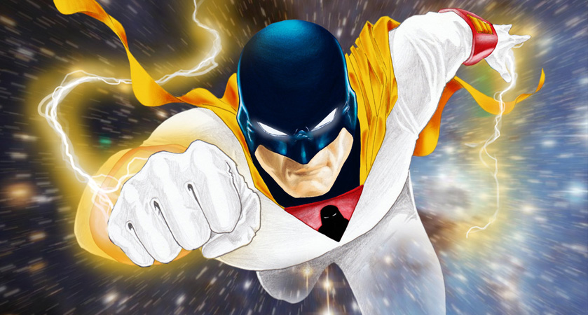 Imid: Space Ghost Imid I-mid Wallpaper