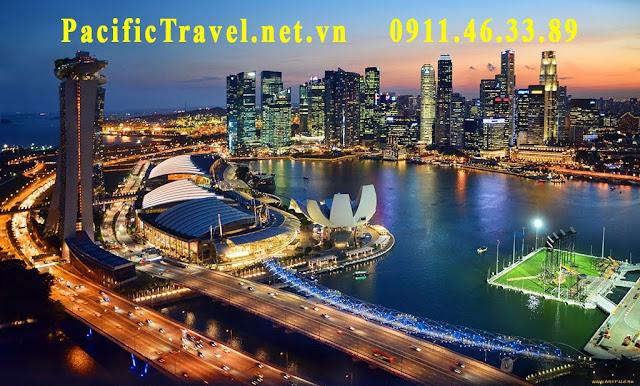 Khám phá những hòn đảo nổi tiếng ở Singapore đẹp tuyệt vời