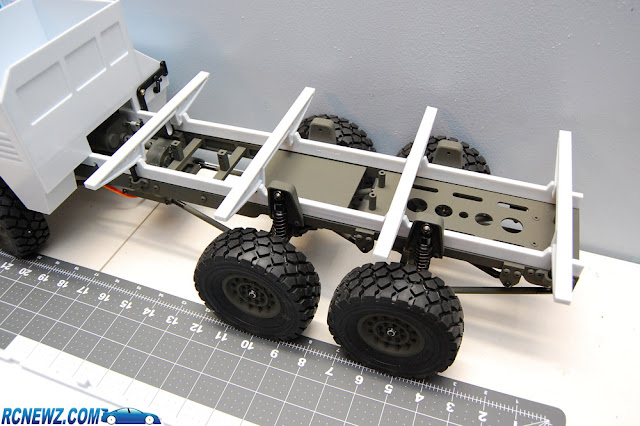 RC4WD Beast 2 bed rails