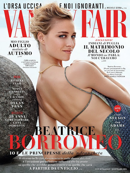 Beatrice Borromeo, reflects on her aristocratic upbringing and speaks of her life now with Pierre Casiraghi, the son of Princess Caroline of Monaco