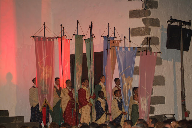 El Consejo Rector de la Bajada de la Virgen convoca las pruebas para participar en el Carro Alegórico y Triunfal