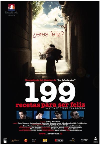 199 recetas para se Feliz DVDRip Español Latino Descargar 1 Link