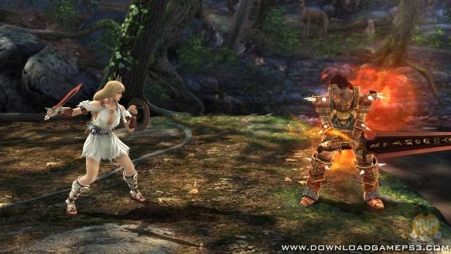 Soul Calibur Lost Swords - Download game PS3 PS4 RPCS3 PC free
