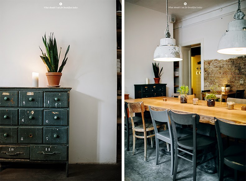 atelier rue verte le blog berlin bar restaurant le bon. Black Bedroom Furniture Sets. Home Design Ideas