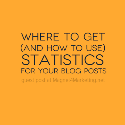 Where to Get (And How To Use) Relevant Statistics For Your Small Business Blog | Quality Blogging, Guest Posting, and Writing Services