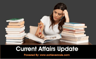 Current Affairs Update - 6th July 2017